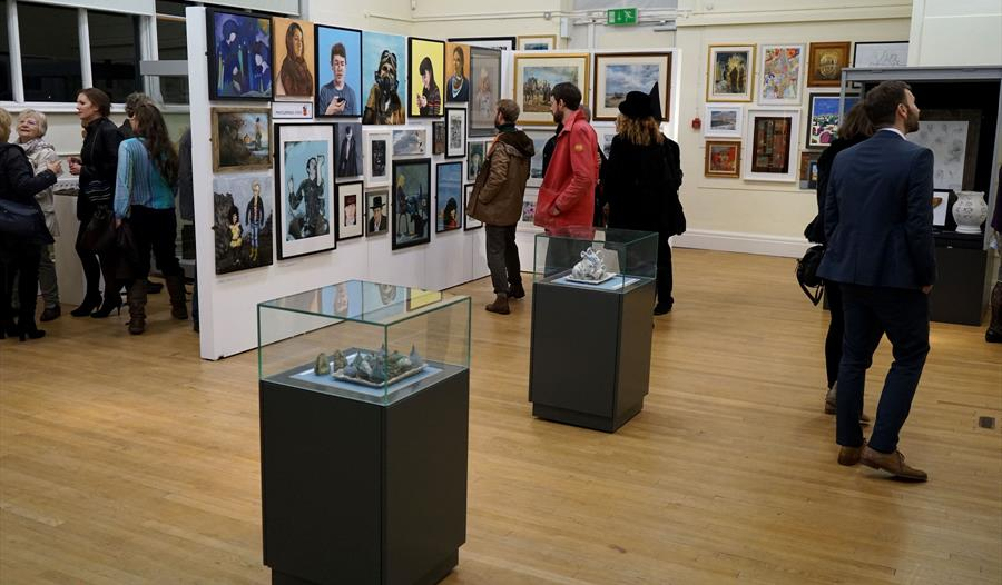 5th Macclesfield Open Art Exhibition