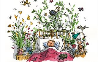 Quentin Blake and John Yeomans: 50 years of Children's Books