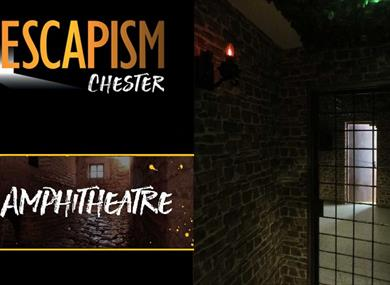 Amphitheatre at Escapism Chester