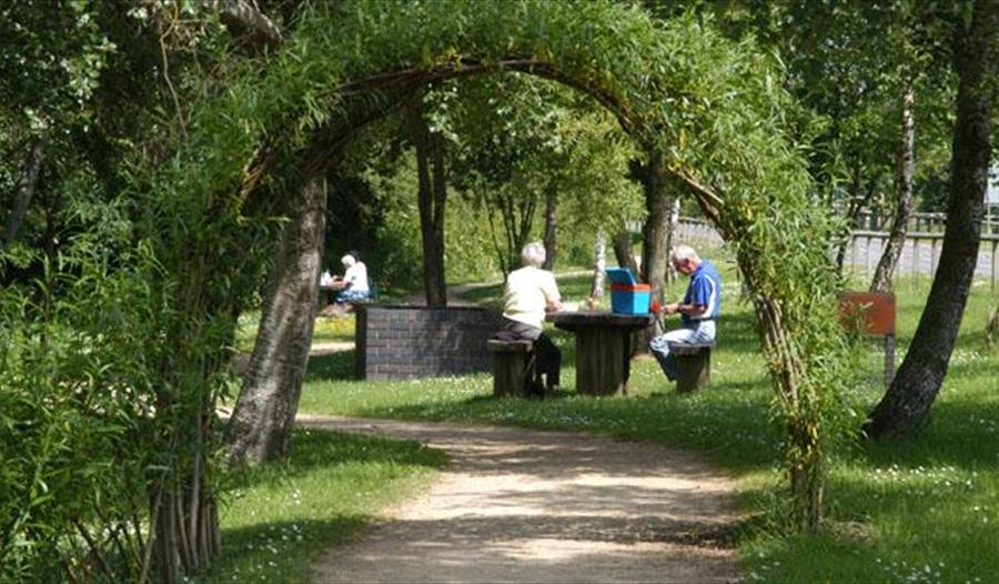Walks for All - Anderton Nature Park