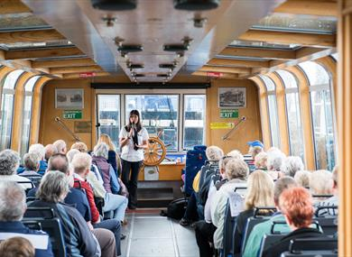 A Trip up Anderton Boat Lift for groups