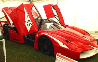 "The Tatton Park ""Passion for Power"" Classic Motor Show"