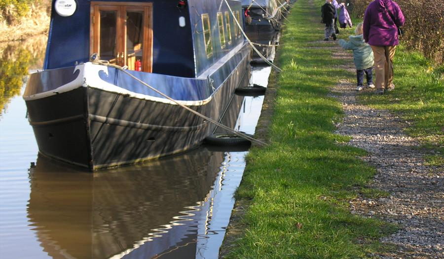 Narrowboat Hire - Situated on the Shropshire Union Canal