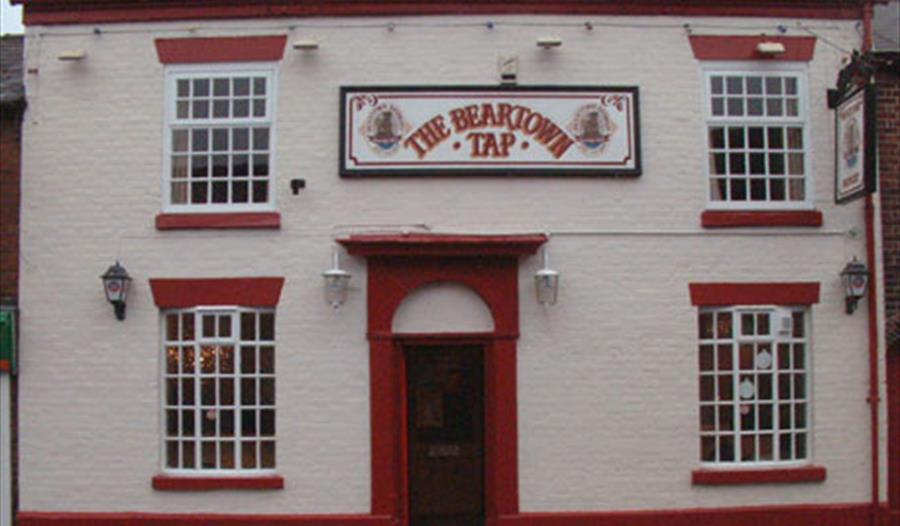 The Beartown Tap