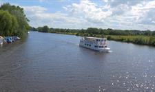 Boat trips along the River Dee with ChesterBoat