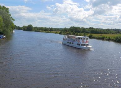 ChesterBoat - Sightseeing River Cruises and Private Hire