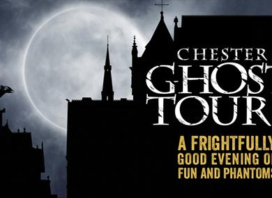 Chester Ghost Tours - Chester is Britain's most haunted city