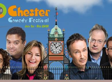 CH1 Chester Comedy Crawl