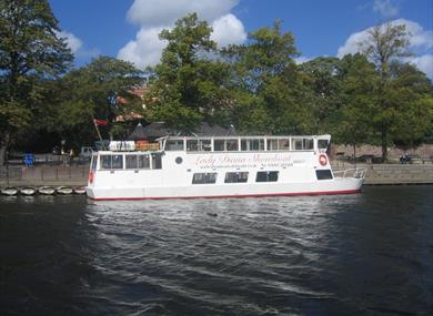 ChesterBoat - 2 Hour Iron Bridge Cruise