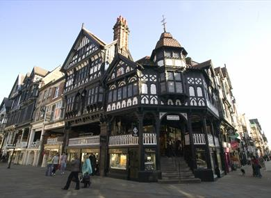 The Chester Tour - Heritage Open Days