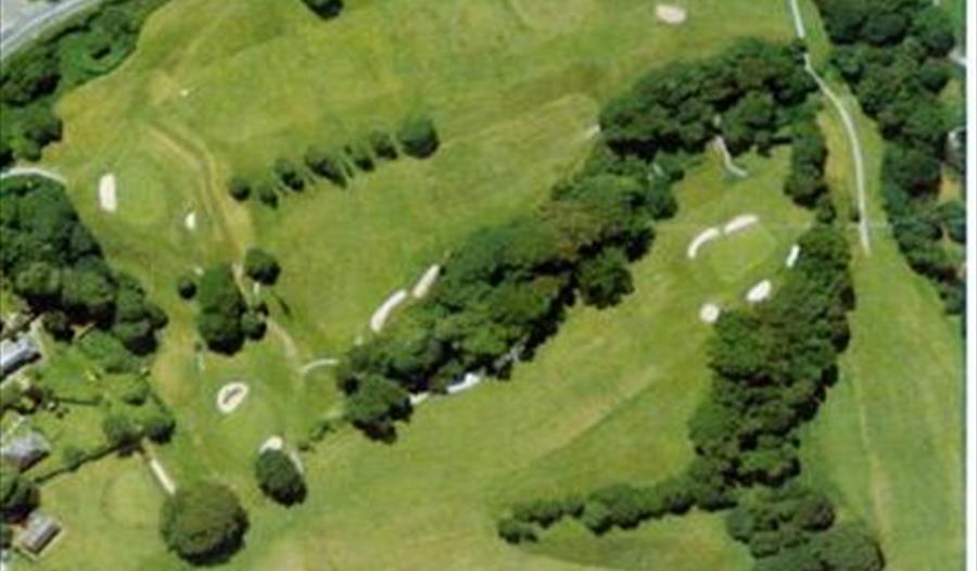 CONGLETON GOLF COURSE