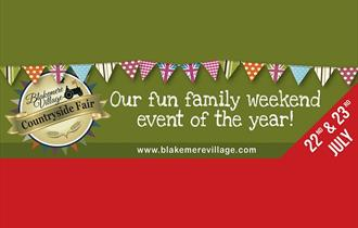 Blakemere Countryside Fair 2017