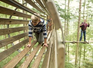 Go Ape! Delamere Forest