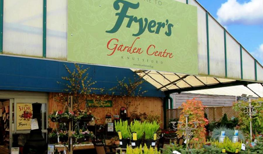 Fryer's Rose Nursery & Garden Centre