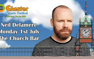 Neil Delamere - Preview
