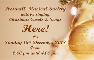 Christmas Carols at Ness