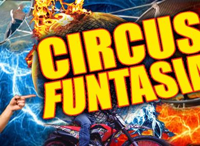 Circus Funtasia * Easter Special * in Warrington