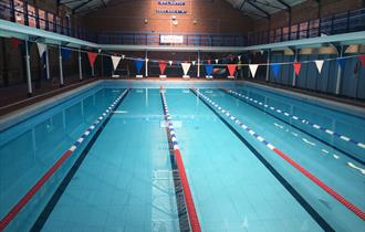 Heritage Swim at Chester City Baths