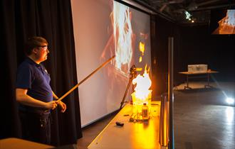 Easter Holidays: Science Show: It's Elemental