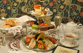 Delicious home-made cakes and afternoon tea at Davenports Tea Room