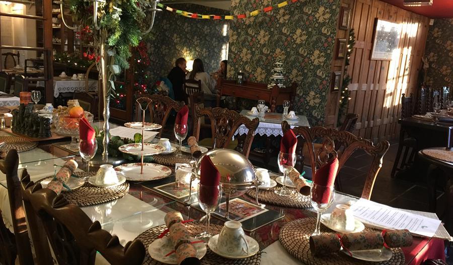 Warrington Tea Rooms