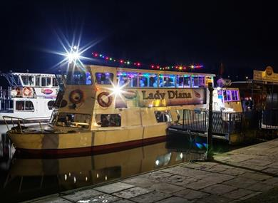 60s 70s, 80s Rewind: Party on the River Dee