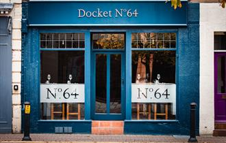Docket No. 64 exterior at Northgate Street