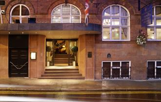 Macdonald New Blossoms Hotel ideally located in the centre of Chester