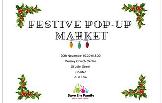 Festive Pop-Up Market