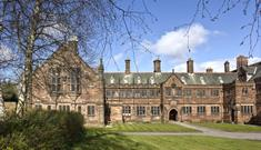 Gladstone Library - front
