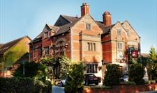 Grosvenor Pulford Hotel & Spa by Kasia, located just outside the historical city of Chester.