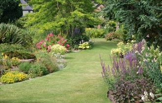 Bluebell Cottage Gardens, a secluded and tranquil garden
