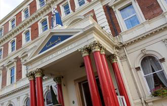 Hallmark Hotel Chester The Queen Entrance