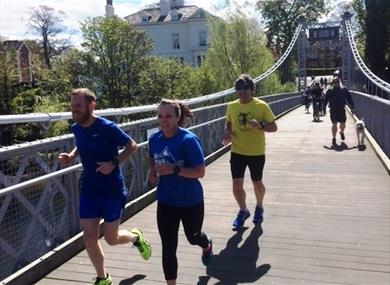 Chester Running Tours, a new way to explore the city