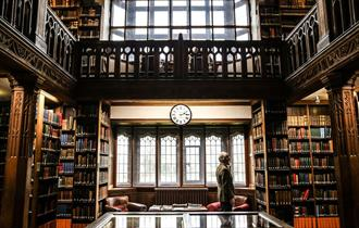 Gladstone's Library a must visit for literature buffs