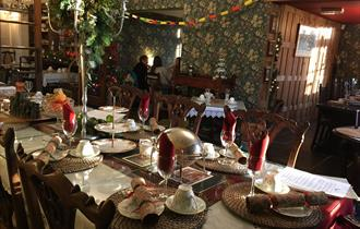 Victorian Christmas Afternoon Tea