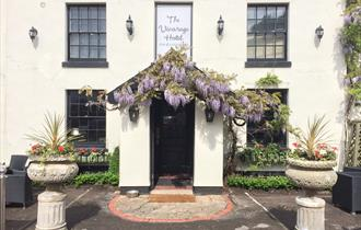 The Vicarage Hotel - Exterior