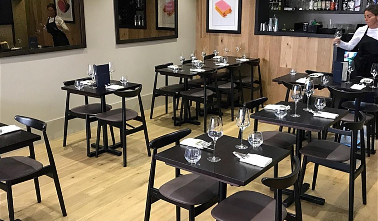 The Chef's Table Chester - Interior