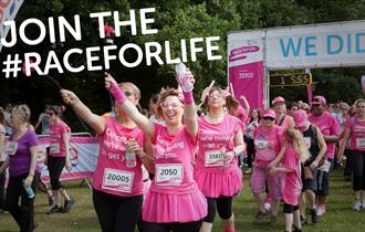Tatton Park Race for Life 5/10K