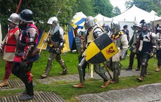 Medieval Fayre at Tatton Park