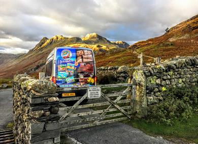 Sightseeing trips to the Lake District with Busybus