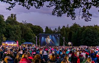 Luna Cinema at Tatton Park