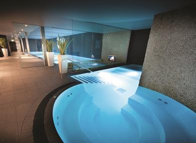 The Club & Spa at the Doubletree By Hilton Chester