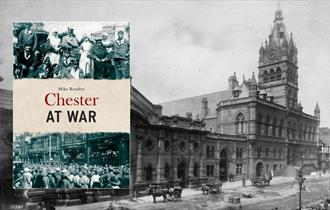 Meet the Author of `Chester at War`