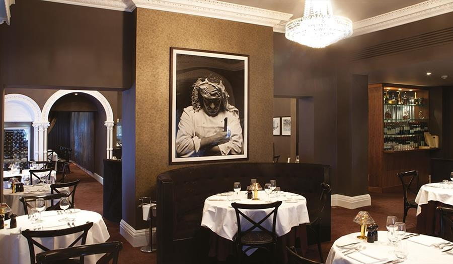 Marco Pierre White Steakhouse & Grill Chester provides guests with an unforgettable culinary experience