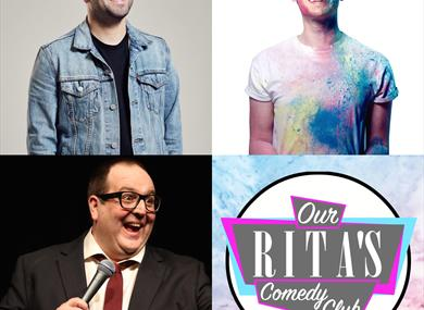 Our RITA's Comedy Club