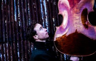 Matthew Sharp, cello & baritone, with Northern Chamber Orchestra