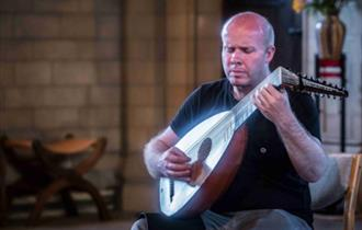 Matthew Wadsworth, theorbo, with Northern Chamber Orchestra
