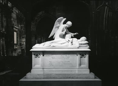 Memento Mori:  Tombs and Memorials in Cheshire