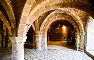 medieval undercroft
